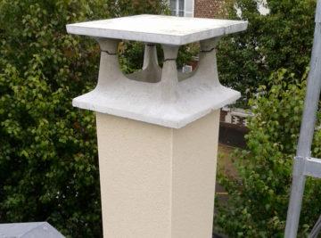 Création d'une cheminée